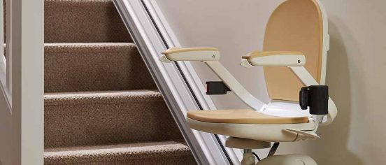Straight Stairlift Option
